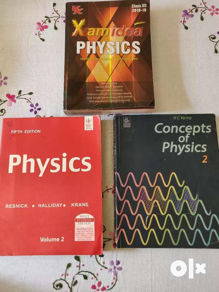 Halliday Resnick Krane Physics Book