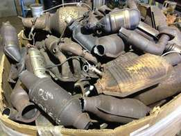 Catalytic Converter of Japanese and Pakistan Assemble Cars