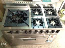 Commercial Kitchen range and Bakery Equipment NeW