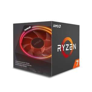 Processor AMD Ryzen 7 2700X Pinnacle Ridge 4,3Ghz | By Astikom