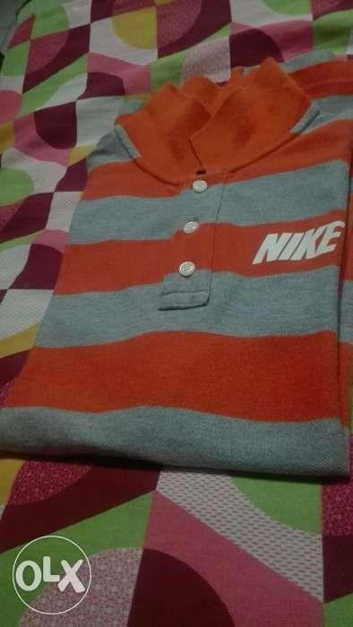 Nike Polo Shirt Small Original