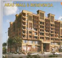 Akas Mall & Residencia 1 Bed Apartment for Sale