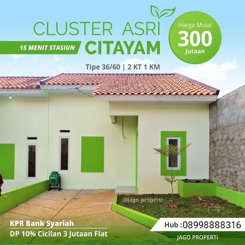 Perumahan Baru Desain Bangunan Unik Legalitas Lengkap Kpr Di Citayam Dijual Rumah Apartemen 806042279