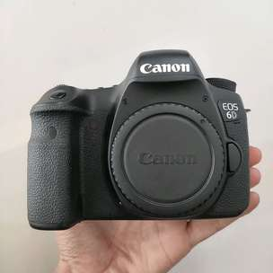 Canon 6D Wifi SC 20rb an Lengkap Box