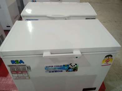 RSA Chest Freezer 220L 120W Ready bisa Kredit TANPA DP