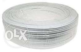 Cctv pure copper 4in 1 cable rolls 1000.ft