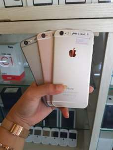Iphone 6 16gb Second Original 1000% Ex Inter Mulus Like New Fullset