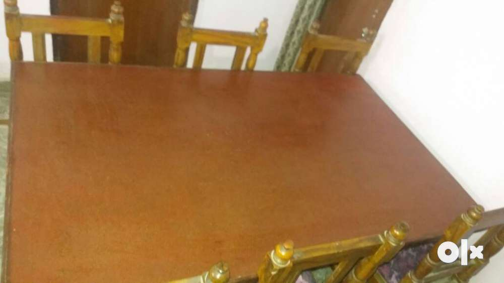 Dining table with 6 chairs in good condition Jaipur  : images1000x700inslot2filenamexlj9eg6u0gb5 IN from www.olx.in size 1000 x 562 jpeg 26kB