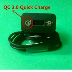 Charger Quick Charge / Fast Charging Sony Uch 12 Usb Type C 2.7A ORI