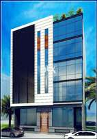Clifton Brand New 2200 + 2200 Sqfit jodi & Single Office