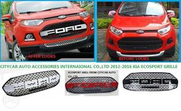 Ford Ecosport Grill Mesh With Led