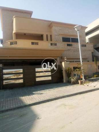 1 Kanal Ground Portion For Rent In Bahria Town Phase-3,