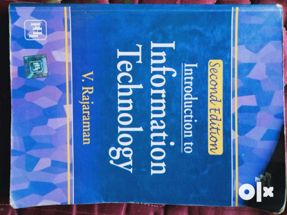 Introduction To Information Technology Book