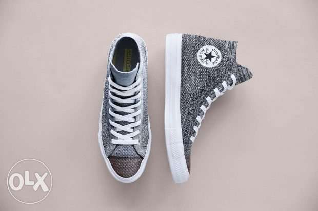 cc37d674330 Converse Chuck Taylor All Star x Nike Flyknit High Top in Bacolod ...