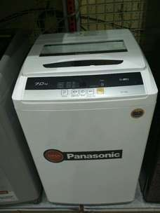 Big Appliances Fair.mesin cuci 7kg Panasonic