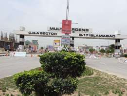 B-17 Islamabad 8 Marla Plot Available in Block F
