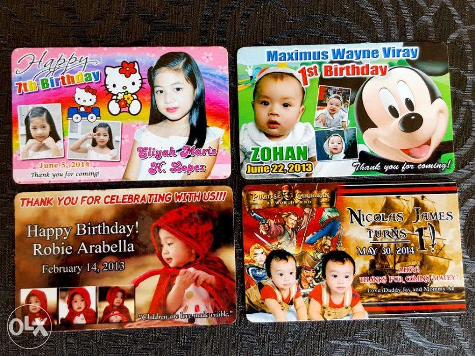 Personalized ref magnet giveaways