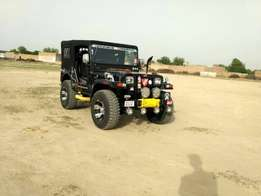 We provide all types modified jeeps power