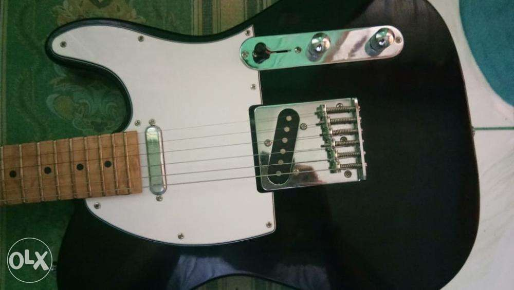 Electric Guitar Fernando Blk Tl In General Trias Cavite Olx Ph