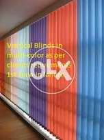 Polyester platted dark-out roller blinds-All window blinds available