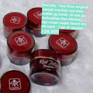 Red jelly / Red Glow original