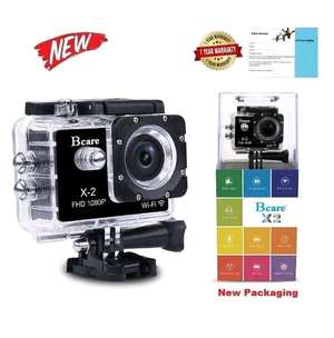 Action Camera Bcare 12 MP WIFI ORIGINAL Garansi 1 Tahun