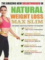 MaxSlim Natural Fruit Extract Tablets