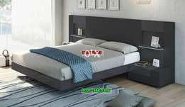 Bed with dressing Ready stock - Khawaja's Fix price