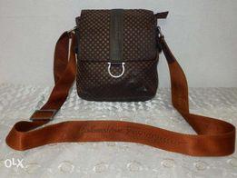 authentic salvatore ferragamo mens body bag genuine leather italy 1b9d4fae9b