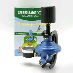 Regulator gas Destec