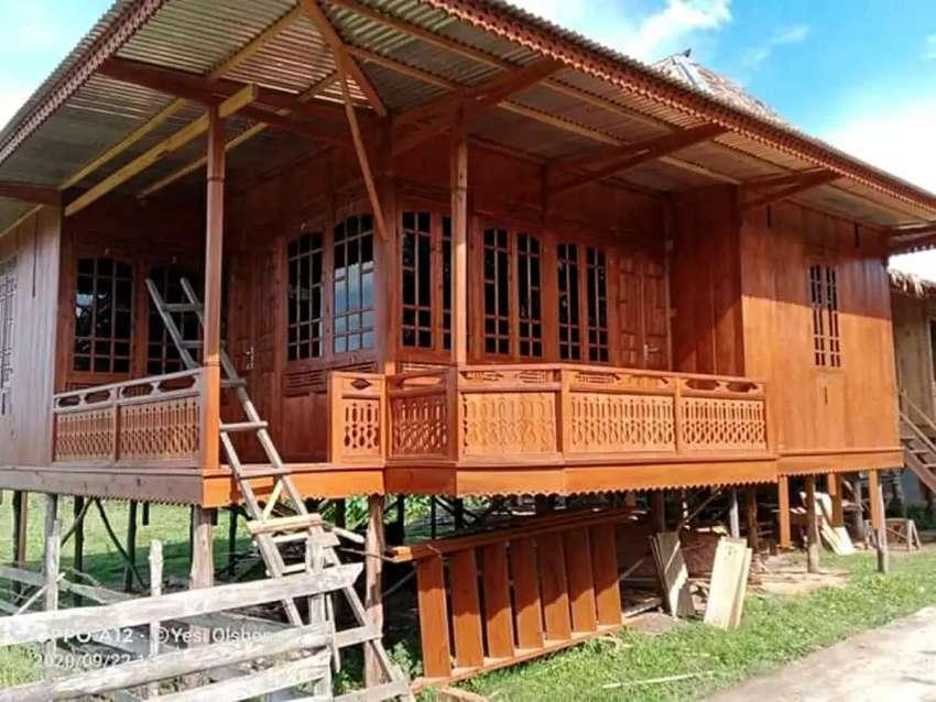 Jual Rumah kayu Moderen Jawa Timur Harga Terbaru 2020