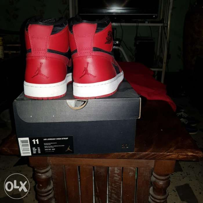 6916305009d3e7 Air Jordan 1 High Strap in Valenzuela