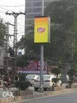 LED Screens for outdoor Advertisment