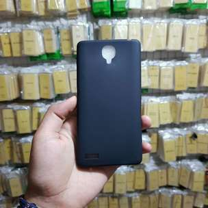 Case Midnight Blackmatte Xiaomi Redmi Note 1 Black Matte