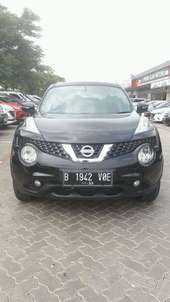 Nissan Juke 1.5 RX Red Edition Matic AT 2017 Hitam Km 7rb Asli Lengkap