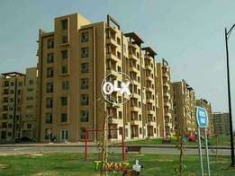 Bahria Apartment for rent main400 feet road face+west open+park face.