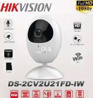 Plug and Play Wifi Camera, Security Camera 15 Months Warranty