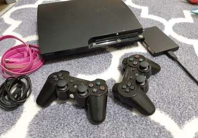 Dijual PS 3 FULL SET Murah Baee