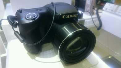 Kredit Kamera Canon Power shot SX430 IS
