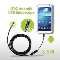 Android And Pc Usb Endoscope Cam 3.5m