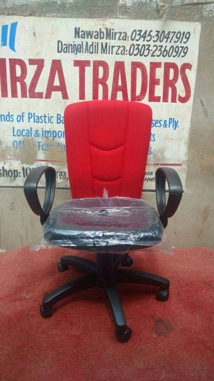 New Style Revolving Computer Chair In Karachi