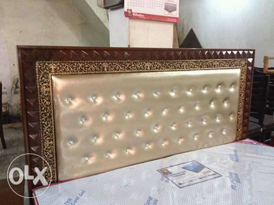 New king desighn bed high quality good matarial use life time polish g