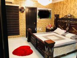 VIP 2 Bed full furnished apprtmnt for rent in Bahria town rwp