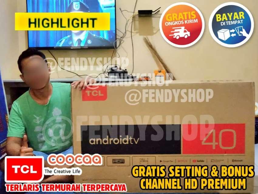 Terlaris Cod Lawang Tv Led 32 Inch Tcl Smart Android Malang 32a3 40 Tv Audio Video 793474790