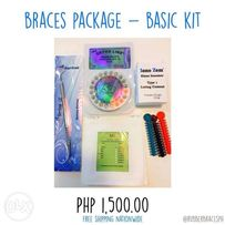 Materials for braces view all ads available in the philippines complete braces package materials free shipping solutioingenieria Gallery