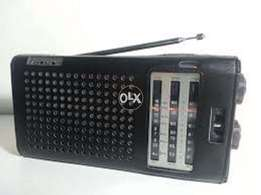 Sony ICF-J1 Radio 3 Bands Made in Japan Brand New Pin Pack.