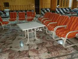 Rehman out door chairs