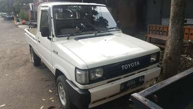 Kijang PU Long Tahun 1991 Power Steering & 5 Speed