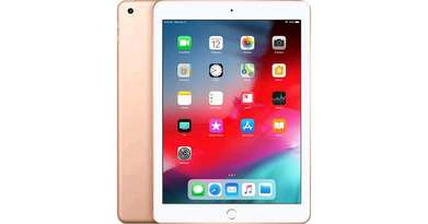 Tablet iPad 6 128GB GOLD Wifi Only new!
