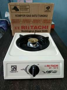Kompor Gas Ritachi RT-167 E